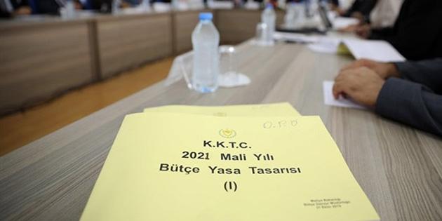 2021 Mali Yılı Bütçe Yasa Tasarısı, Cumhuriyet Meclisi Komitede 10 milyar 210 milyon TL olarak kabul edildi