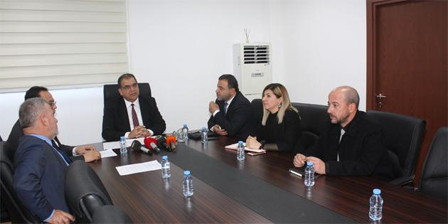 Sucuoğlu yerel istihdama destek projesi için başvuru sürecinin 24 Şubat Pazartesi günü başlayacağını açıkladı