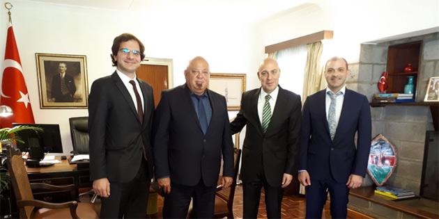 Sanayiciler Afrika pazarına ihracat için girişim yaptı