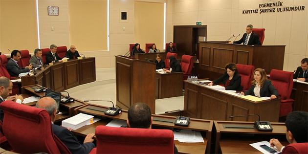 Meclis bütçe görüşmelerini tamamlıyor