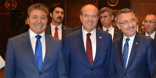 """Üstel: """"Anavatan Türkiye ile etkin tanıtım ve pazarlama politikası oluşturuyoruz"""""""