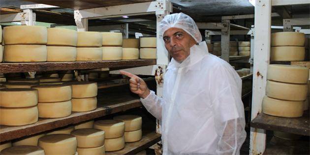 Koop-Süt'ün hedefi Kaşkaval ihracati