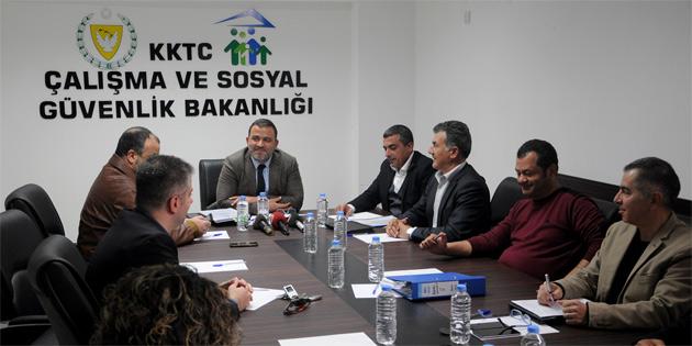 Asgari Ücret Saptama Komisyonu itirazlar değerlendirmek üzere toplandı