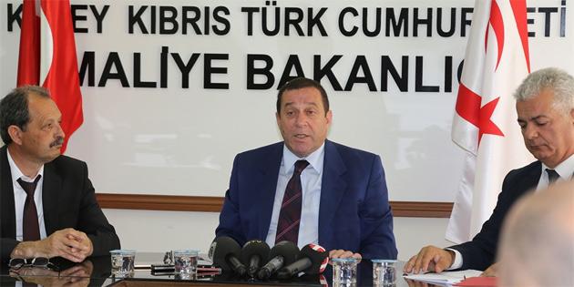 """""""Vergi Dairesi'nde başlatılan çalışmalar devam edecek"""""""