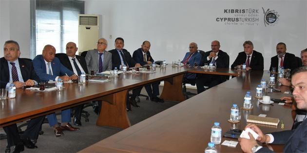 KTSO ve ATO, ticari ilişkilerin artırılması konulu toplantı yaptı