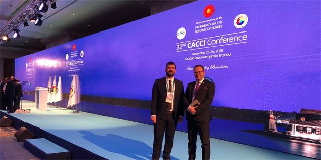 KTTO, Asya Pasifik Ekonomi Zirvesi'ne katıldı
