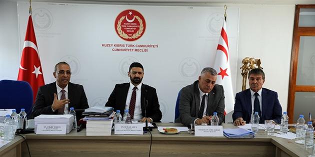 Turizm ve Çevre Bakanlığı bütçe tasarısı görüşülüyor