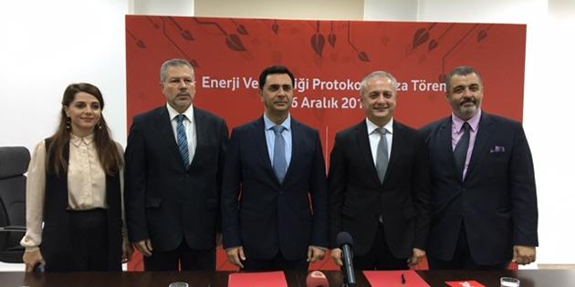 """""""Rekabet gücü, enerji maliyetleri ve teknoloji ile artırılabilir"""""""