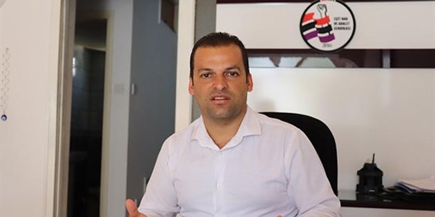 HAKSEN Genel Başkanı Türkmen yerli iş gücünü destekleme fonu konusunda açıklama yaptı