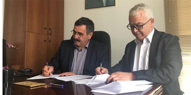 Dikmen Belediyesi ve DEV-İŞ arasında protokol imzalandı