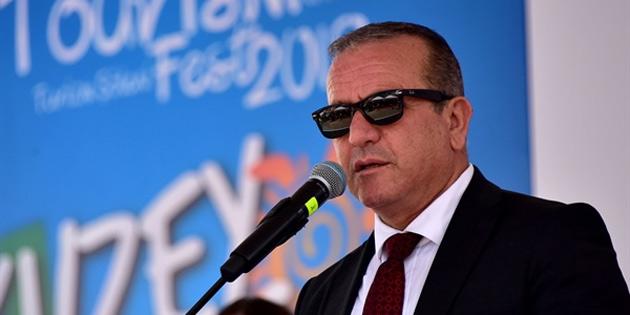 """Ataoğlu: """"Ülkenin önde gelen sektörü olan turizm geçtiğimiz yıl bütçe açığının yüzde 50'sini karşıladı"""""""