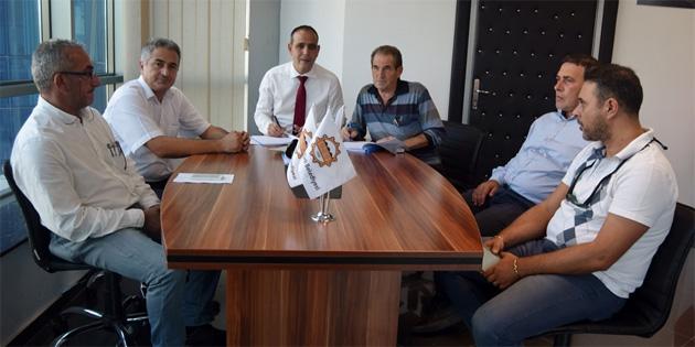 Lefkoşa'ya 1 buçuk milyon TL'lik asfalt yatırımı