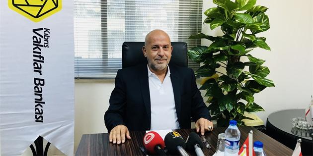 Kıbrıs Vakıflar Bankası'ndan faiz indirimi