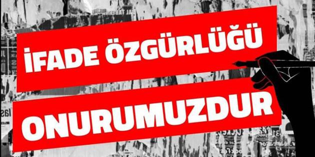 BASIN-SEN VE KIBRIS TÜRK GAZETECİLER BİRLİĞİ 'SOKAĞA İNİYOR'