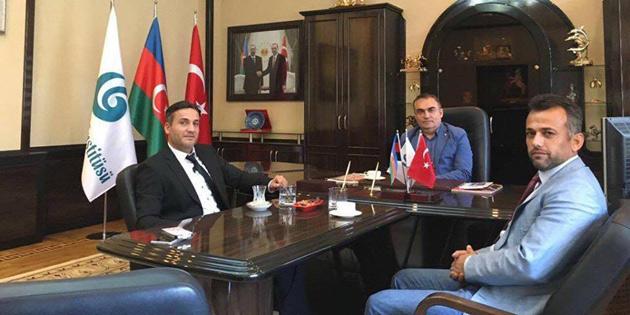 T�rk Birli�i Dayan��ma Derne�i, Azerbaycan'la i�birli�inin art�r�lmas� �a�r�s�nda bulundu