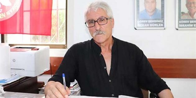 El-Sen Başkanı Özkıraç, Ekonomi Bakanı Taçoy'u eleştirdi