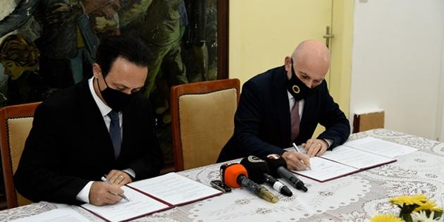 TAK ile Milli Arşiv arasında işbirliği protokolü imzalandı