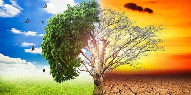"""""""İnsan hayatı artan sıcaklıklar ve aşırı hava olaylarının tehdidi altında"""""""