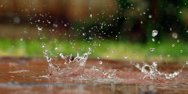 En çok yağış Boğaz'a düştü