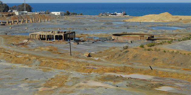 """""""Lefke'ye yeni maden ocağı açılmasını hiçbir şartta kabul etmeyeceğiz"""""""