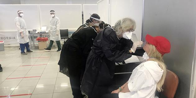ÇİFT PCR İLE ERCAN'DAN GİRİŞ BAŞLADI
