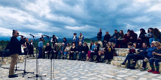 Fikret Demirağ Uluslararası Şiir Festivali'nin 3.'sü gerçekleştirildi