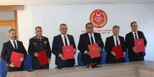 """""""Kadınlara yönelik şiddet ve ev içi şiddetin önlenmesi"""" amacıyla iş birliği protokolü imzalandı"""
