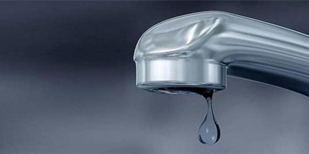 Yarın KKTC geneline su verilemeyecek