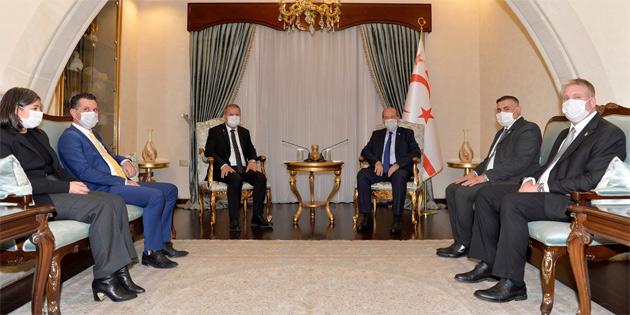"""Tatar: """"Sanayi bölgeleri daha organize olmalı"""""""