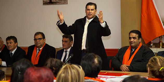 """Özgürgün: """"Kalkındırmaya ve yatırıma devam edeceğiz.."""""""