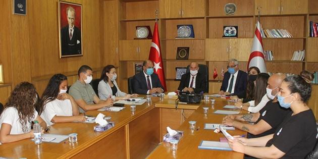 """Başbakanlık Uyuşturucu ile Mücadele Komisyonu, """"Öznel iyi oluş programı"""" kamuoyuyla paylaşıldı"""