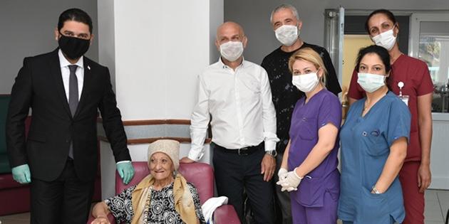 Sağlık Turizmi Konseyi'nden bayram ziyareti