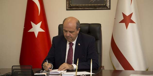 Başbakan Ersin Tatar, Nidai Mesutoğlu'nun vefatı nedeniyle başsağlığı mesajı yayımladı