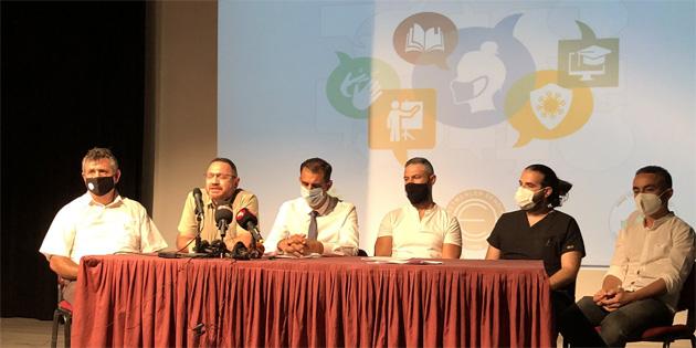 KTÖS, KTOEÖS, KTTB, okulların yüz yüze eğitime açılması için önerilerini açıkladı