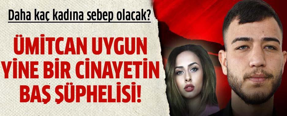 Aleyna Çakır cinayetinin baş şüphelisi, bir kadın cinayeti yle daha ile ilgili gözaltında!