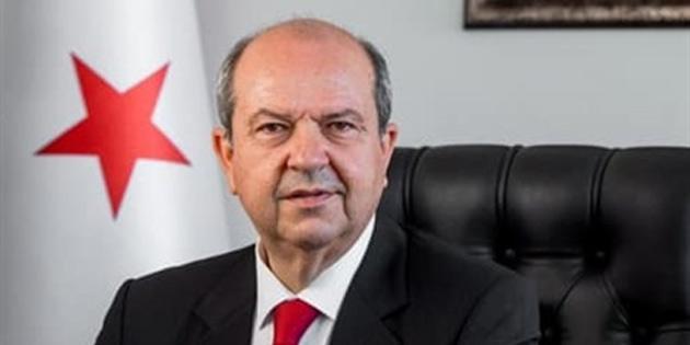 Cumhurbaşkanı Ersin Tatar 5 Aralık Dünya Kadın Hakları Günü dolayısıyla mesaj yayımladı.