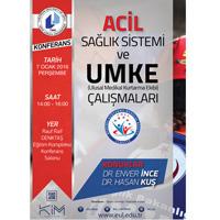 """LAÜ'de """"Acil Sağlık Sistemi ve UMKE"""" konusu ele alınacak"""