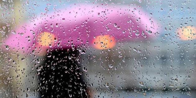 Hava parçalı bulutlu ve yer yer gökgürültülü sağanak yağmurlu olacak