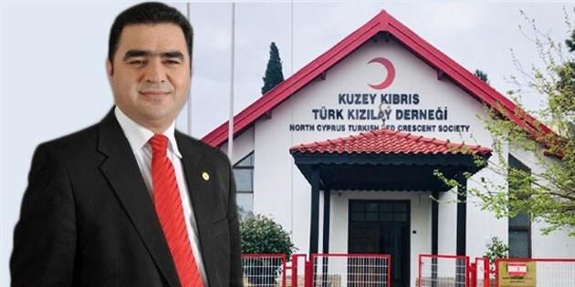 Kuzey Kıbrıs Türk Kızılayı Başkanlığına Sezai Sezen seçildi