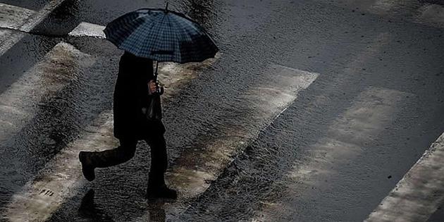 Çarşamba yağmur bekleniyor