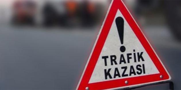 Bir haftada 59 trafik kazası meydana geldi