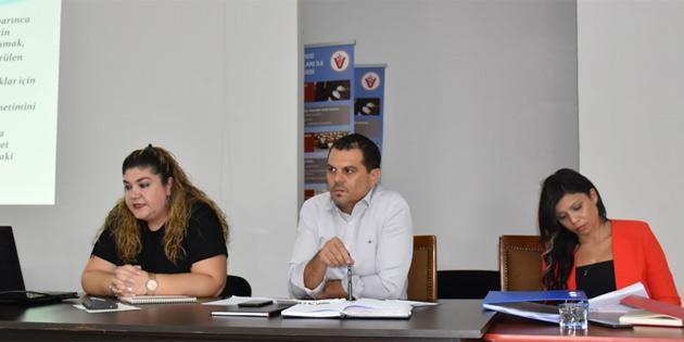 Organik Tarım Yasası ile ilgili bilgilendirme toplantısı düzenlendi