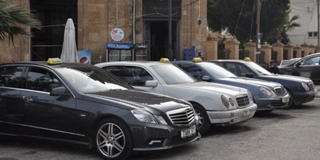 Taksiciler Pazartesi Meclis önünde eylem yapacak