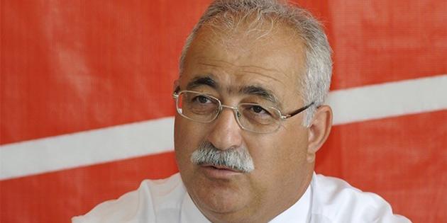 İzcan: Halkın iradesini çarptırma peşindeler