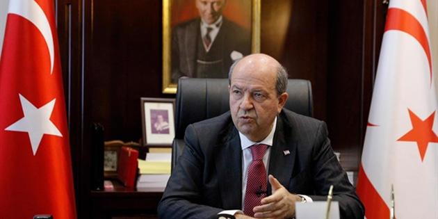 Cumhurbaşkanı Tatar, Dr. Küçük'e yönelik saldırılar konusunda yasal işlem başlatılması talimatı verdi