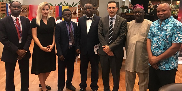 GAÜ, Nijerya'da çeşitli üniversiteler ile işbirliği anlaşmaları imzaladı