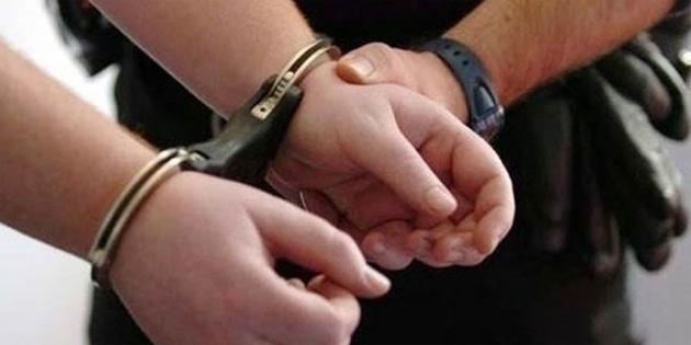 Çalıştığı marketten 157 bin TL'lik içki ve sigara çalan kişi tutuklandı