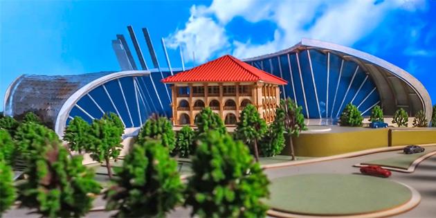 YDÜ'de Kıbrıs Modern Sanat Müzesi'nin temeli atılacak