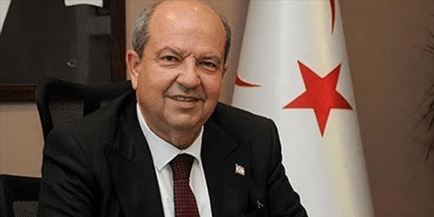 Başbakan Ersin Tatar İstanbul'a gitti