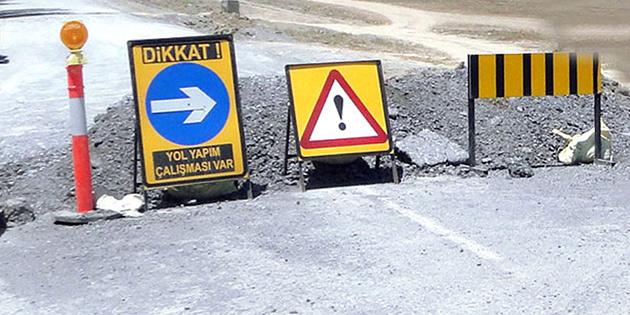 Dikkat! Yarın Güzelyurt'ta bu yollar kapalı olacak!